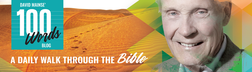 100Words.ca: A Daily Walk Through The Bible